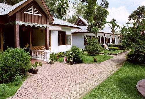 Bati Mandi Hotel, Bukit Lawang, Sumatra, Indonesien