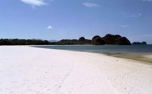 Tanjung Ruh Beach, Langkawi, Malaysia